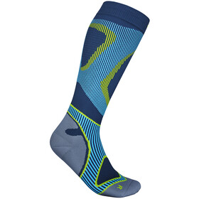Bauerfeind Run Performance Compression Socks Men, blu